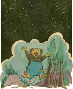 Barney Bear. Artist: Al Hartley