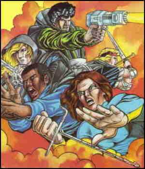 Les comics que vous lisez en ce moment - Page 2 Distants