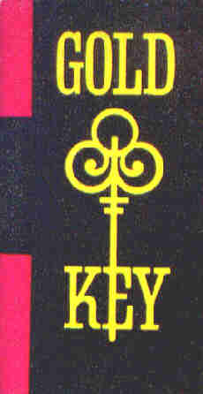 Gold Key's logo.