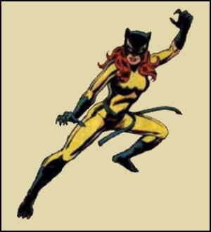 Hellcat. Artists: Herb Trimpe and Jack Abel.