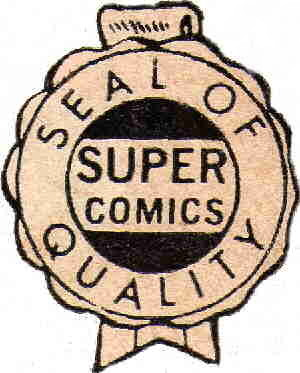 Logo used by IW/Super Comics.