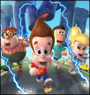 Don Marksteins Toonopedia The Adventures Of Jimmy Neutron Boy Genius