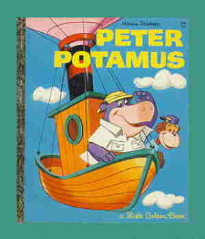 Peter and SoSo, from a Little Golden Book.