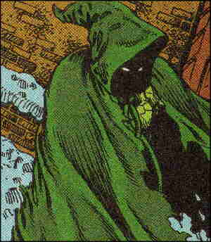 Ragman, from the 1990 series. Artist: Pat Broderick.