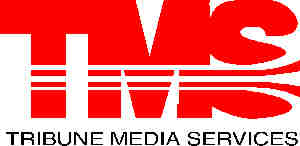 Current logo of the syndicate, now known as Tribune Media Services.